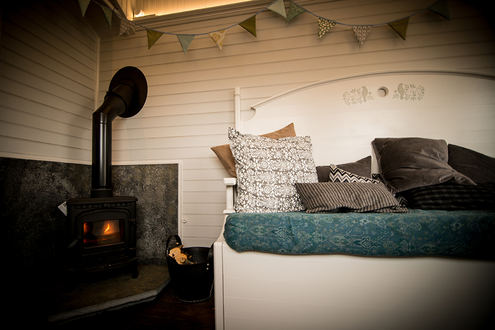 Orlando stove, proud partners with the www.burrenglamping.com
