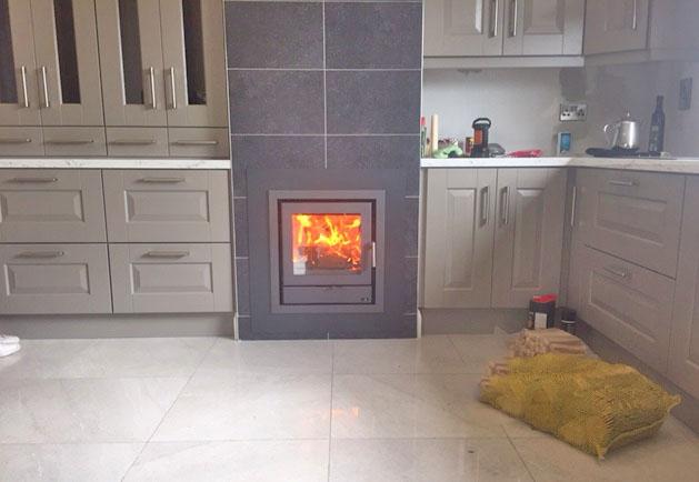 Henley Faro 500 charcoal