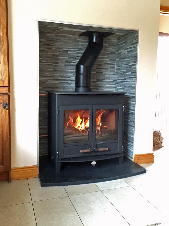 Inis Mor boiler stove