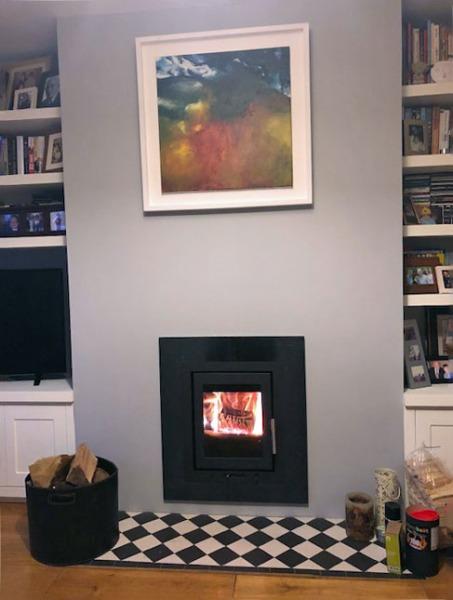 Heta Inspire with granite frame