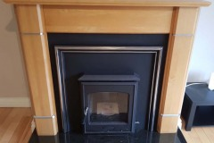 Henley Arklow with timber surround