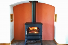 Dru 64 fits perfectly into a traditional cottage