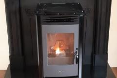 Lincar Perla with Fireplace