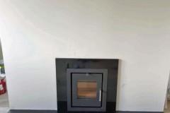 Morso S81 Granite Frame & Hearth