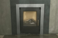 Aarrow i400 with pewter frame and granite surround