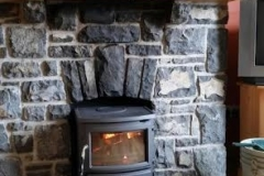Newman Stoven wood-burner